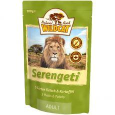 Wildcat Serengeti saszetka 100 g
