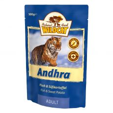 Wildcat Andhra saszetka 100 g