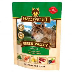 Wolfsblut Green Valley saszetka 300 g