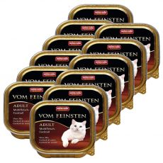 Animonda Vom Feinsten Adult Cats - multi koktajl z mięsa 12 x 100g