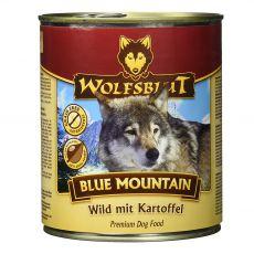 Konserwa WOLFSBLUT Blue Mountain 800 g