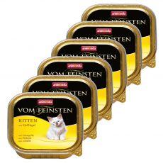 Animonda Vom Feinsten Kitten - drób 6 x 100 g