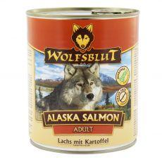 Konserwa WOLFSBLUT Alaska Salmon 800 g