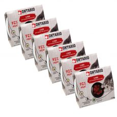 Tacka ONTARIO liver with taurine 6 x 115 g