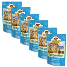 Wildcat Tanganika saszetka 6 x 100 g