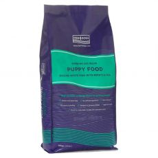 FISH4DOGS Working Dog Ocean Fish Puppy Small 15 kg