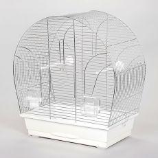 TINA chrom - klatka dla papug - 51 x 28 x 55 cm