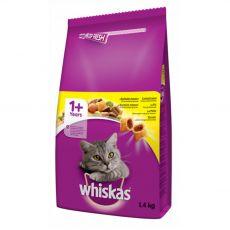 Whiskas kurczak 1,4 kg