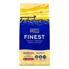 FISH4DOGS FINEST White Fish Puppy small 1,5 kg
