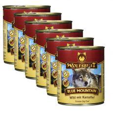 Konserwa WOLFSBLUT Blue Mountain 6 x 800 g