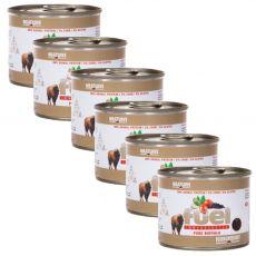 Meat Love Fuel konserwa bawół 6 x 200 g