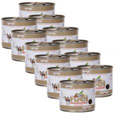 Meat Love Fuel konserwa wielbłąd 12 x 200 g