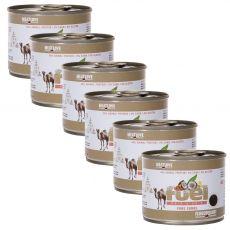 Meat Love Fuel konserwa wielbłąd 6 x 200 g