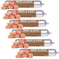 Meat Love kiełbasa 100 % koń 6 x 80 g