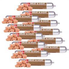 Meat Love kiełbasa 100 % koń 12 x 80 g