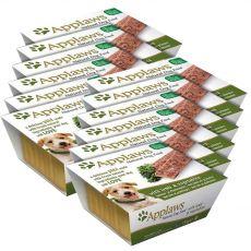 Applaws Paté Dog - pasztet dla psów z jagnięciną i warzywami, 12 x 150g