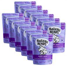 BARKING HEADS Puppy Days GRAIN FREE 12 x 300 g