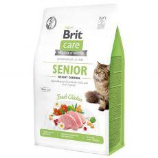 Brit Care Cat Grain-Free Senior 2 kg