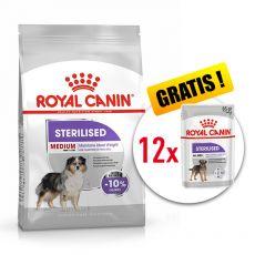 ROYAL CANIN Medium Sterilised 10 kg
