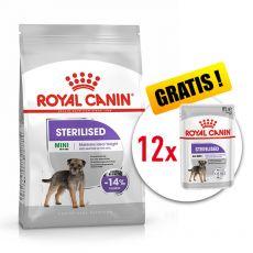 ROYAL CANIN MINI STERILISED ADULT 8 kg