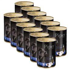 Konserwa Piper Adult z dorszem 12 x 400 g