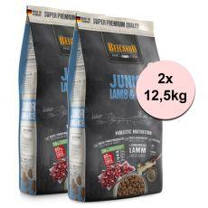 BELCANDO Junior Lamb & Rice 2 x 12,5 kg