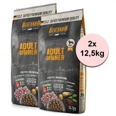 BELCANDO Adult Dinner 2 x 12,5 kg