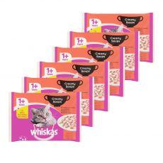 Whiskas Creamy Soups Klasyczna selekcja 6 x (4 x 85 g)