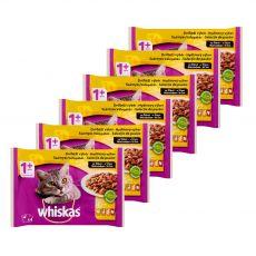 Whiskas Drobiowa selekcja w sosie 6 x (4 x 100 g)