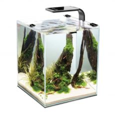 AQUAEL Shrimp Set Smart 10 D&N czarny 20 x 20 x 25 cm
