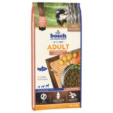 Bosch ADULT Salmon & Potato 15 kg