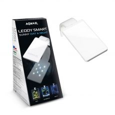 LED oświetlenie akwarium Aquael Leddy Smart Sunny Day & Night biały
