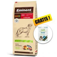 EMINENT Grain Free Adult 12 kg + PREZENT