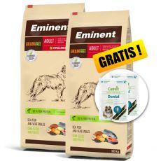 EMINENT Grain Free Adult 2 x 12 kg + PREZENT