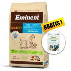 EMINENT Grain Free Puppy Large Breed 12 kg + PREZENT