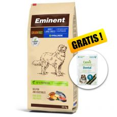 EMINENT Grain Free Adult Large Breed 12 kg + PREZENT