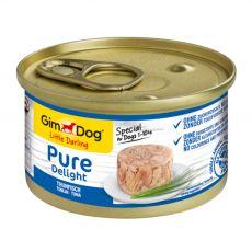 GimDog Pure Delight tuńczyk 85 g