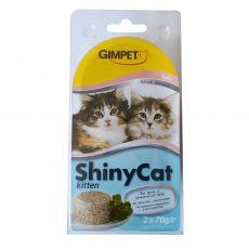 Gimpet ShinyCat kitten kurczak 2 x 70 g