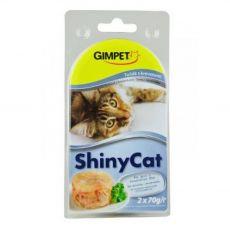 Gimpet ShinyCat tuńczyk i krewetki 2 x 70 g