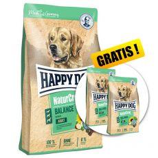 Happy Dog Naturcroq Balance 15 kg+ PREZENT