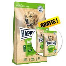 Happy Dog NaturCroq LAMM & REIS 15 kg + PREZENT