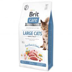 Brit Care Cat Grain-Free Large Cats 7 kg