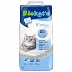 Biokat's Bianco classic żwirek 10 kg
