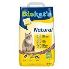Biokat's Natural żwirek 10 kg