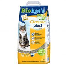 Biokat's Classic 3 w 1 żwirek 18 l