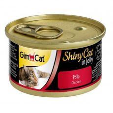 GimCat ShinyCat kurczak 70 g