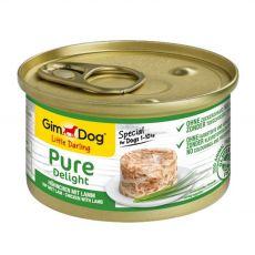 GimDog Pure Delight kurczak + jagnięcina 85 g