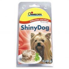 GimBorn ShinyDog kurczak + wołowina 2 x 85 g
