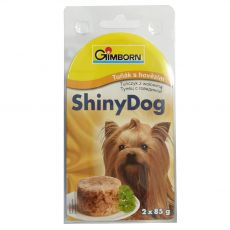 GimBorn ShinyDog tuńczyk + wołowina 2 x 85 g