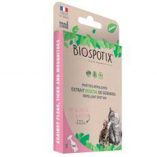 BIOGANCE Biospotix Cat spot-on o działaniu odstraszającym 5 x 1 ml